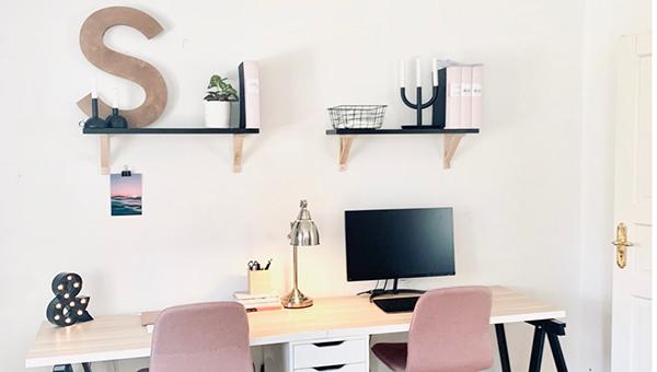 Ett nytt kontor